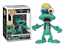 Pop! Games: Kingdom Hearts III - Goofy (Monster's Inc.)