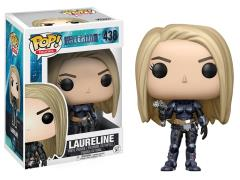 Pop! Movies: Valerian and the City of a Thousand Planets - Laureline
