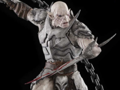 The Hobbit Azog Commander of Legions Statue