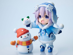 Hyperdimension Neptunia Dekachiccha! Snow Neptune (Normal Ver.) Figure