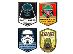 Star Wars Dark Side of the Force Pin Set