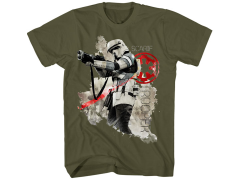 Star Wars Scarif Trooper T-Shirt