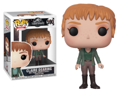 Pop! Movies: Jurassic World: Fallen Kingdom - Claire
