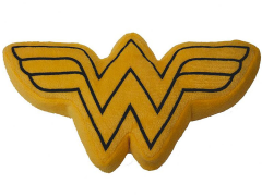 DC Comics Wonder Woman Squeaky Plush Dog Toy