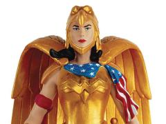 DC Wonder Woman Mythologies Figurine Collection #2 Golden Eagle Armor Wonder Woman