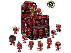 Deadpool Mystery Minis Box of 12 Figures