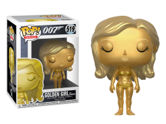 Pop! Movies: James Bond  - Golden Girl
