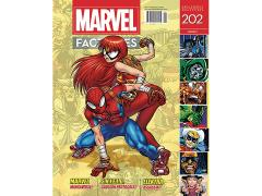 Marvel Fact Files #202
