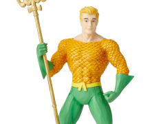 DC Comics Silver Age Aquaman Figurine (Jim Shore)