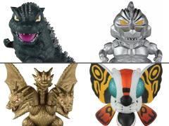 Godzilla Chibi Set of 2 Two-Packs