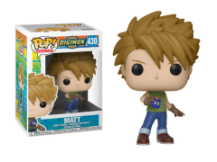 Pop! Animation: Digimon - Matt