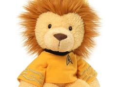 "Star Trek: The Original Series 13.5"" Plush - Captain Kirk Lion"