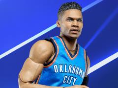 NBA Motion Masterpiece Russell Westbrook 1/9 Scale Figure