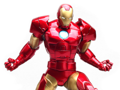 Avengers Assemble Iron Man 1/6 Scale Statue