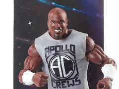 WWE Elite Collection Apollo Crews