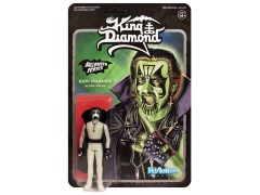 Mercyful Fate ReAction King Diamond (Glow-In-The-Dark) Figure
