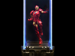 Marvel Super Hero Illuminate Gallery Iron Man