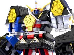 Mighty Morphin Alien Rangers Super Mini-Pla Shogun Megazord