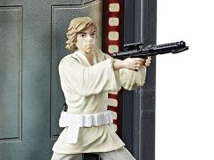 "Star Wars 40th Anniversary The Black Series 3.75"" Die-Cast Luke Skywalker"