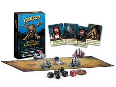 Battle Yahtzee: Pirates of the Caribbean Edition