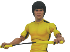 Bruce Lee Select (Yellow Jumpsuit) Figure