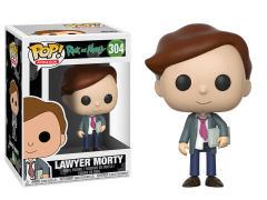 Pop! Animation: Rick & Morty - Morty (Lawyer)