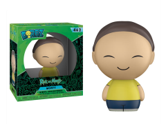Dorbz: Rick and Morty - Morty