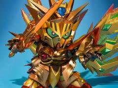 Gundam SDX Solar Knight God Gundam (Gold Ver.) Meikyoshisui Exclusive