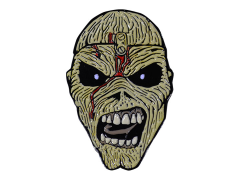 Iron Maiden Piece of Mind Eddie Enamel Pin