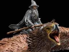 The Lord of the Rings Gandalf on Gwaihir Statue