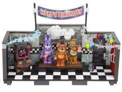 Five Nights at Freddy's Classic Show Stage Large Construction Set