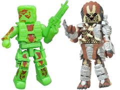 Predator Minimates Series 3 Thermal Dutch & Predator