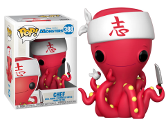 Pop! Disney: Monsters Inc. - Chef