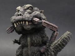 Godzilla (Train in Mouth) DefoReal Series Figure