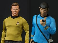 Star Trek: The Original Series Captain Kirk & Spock 1/6 Scale Limited Edition Figure Set