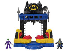 DC Super Friends Imaginext Battle Batcave