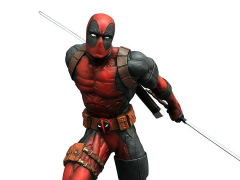Marvel Deadpool Gallery Statue