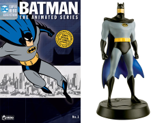 Batman: The Animated Series Figurine Collection Series 1 #1 Batman