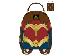 DC Comics Wonder Woman Mini Backpack