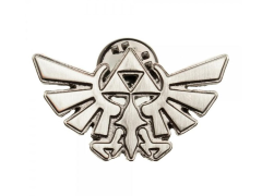 The Legend of Zelda Triforce Logo Pin