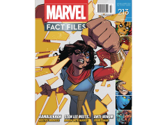 Marvel Fact Files #213