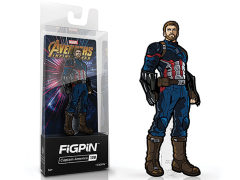 Avengers: Infinity War FigPin Captain America