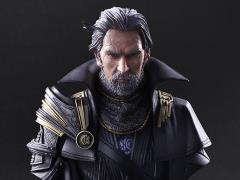 Final Fantasy XV Static Arts Bust - King Regis Lucis Caelum