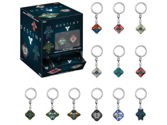 Destiny Ghost Box of 12 Random Keychains