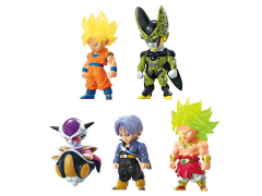 Dragon Ball Adverge Box of 10 Figures