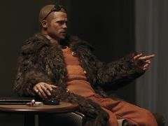 Fight Club 1/6 Scale Tyler Durden Fur Coat Version