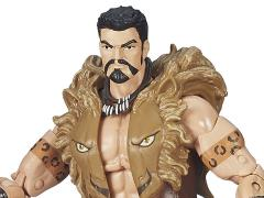 Spider-Man Marvel Legends Infinite Series Savage Force Kraven (Rhino BAF)