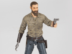 The Walking Dead (Comic) Rick Grimes Figure Exclusive