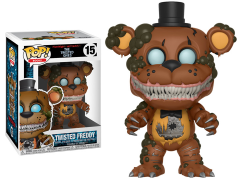 Pop! Books: Five Nights at Freddy's: The Twisted Ones Twisted Freddy