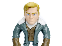 "Wonder Woman Metals Die Cast 4"" Steve Trevor Figure"